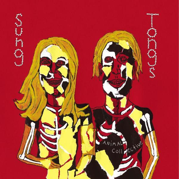 Sung Tongs by Animal Collective - Cover
